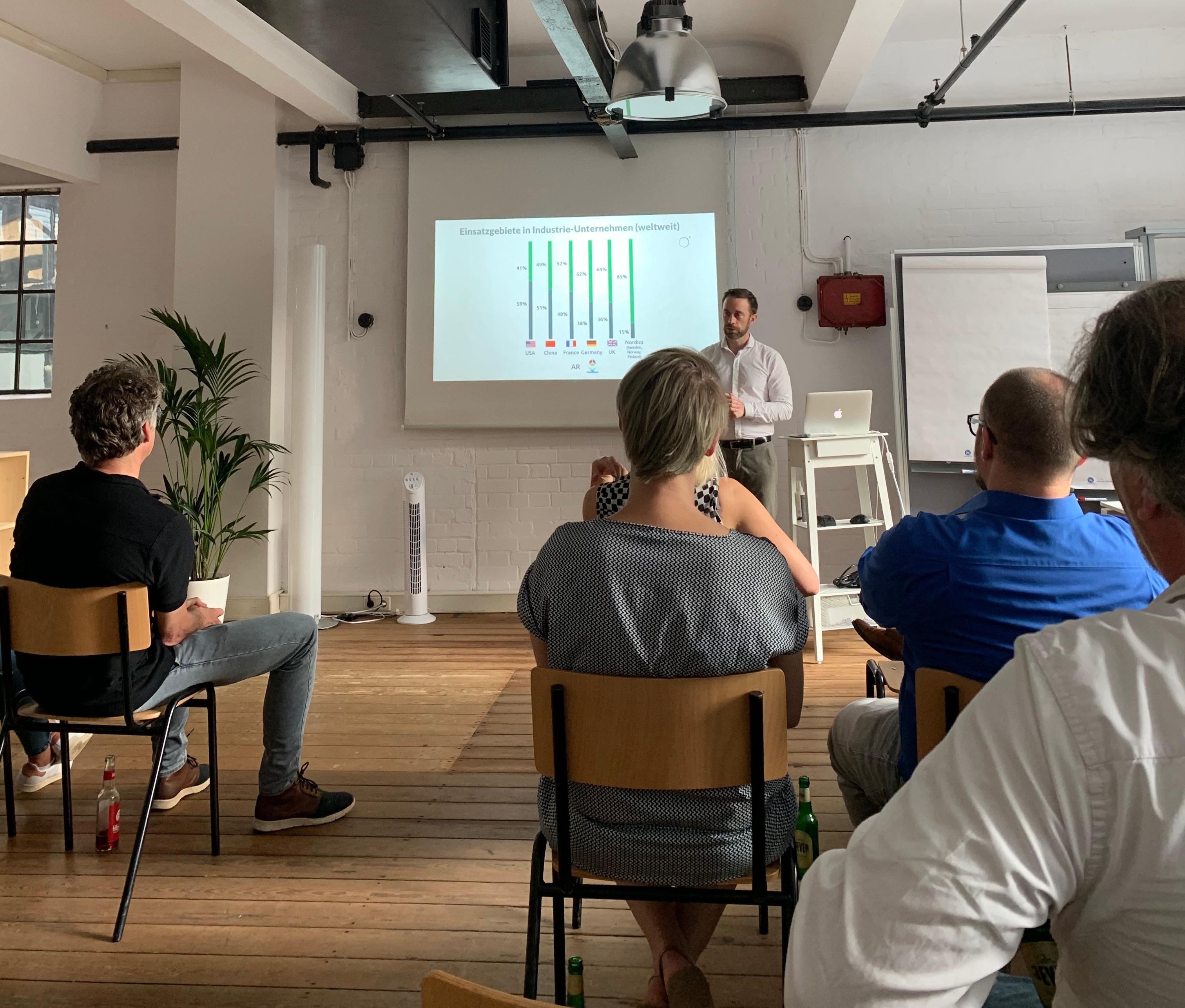 AR für Unternehmen Vortrag