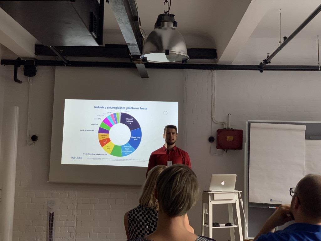 AR für Unternehmen Vortrag Ingmar Konnow